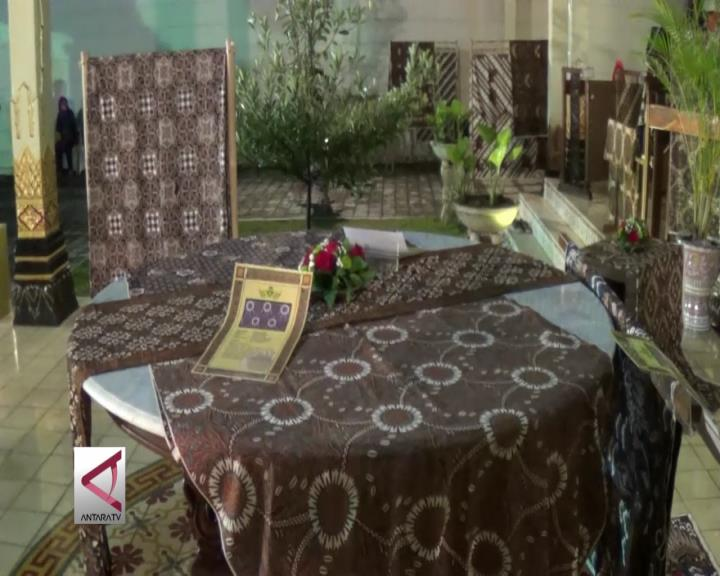 Pameran Batik Langka Milik Keluarga Keraton