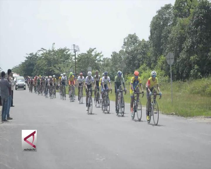 Pembalap Vietnam Tampil Mendominasi