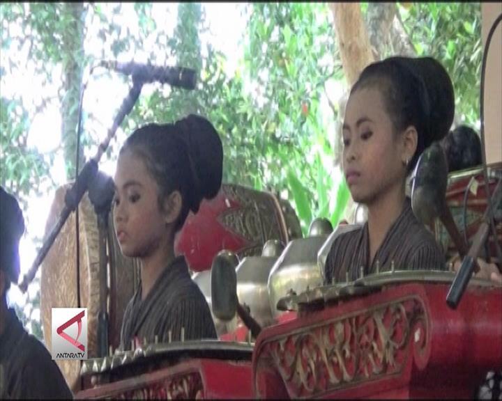 Hadirkan Indonesia Dengan Parade Gamelan Anak