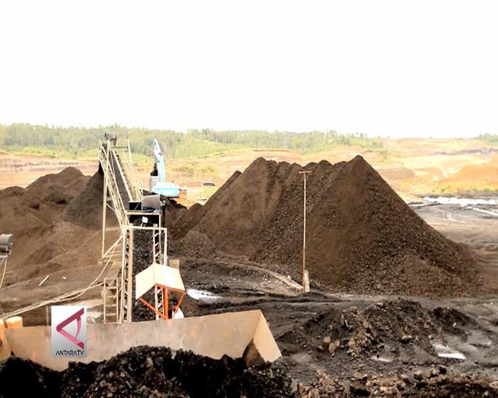 Industri Batu Bara Kalsel Menggeliat