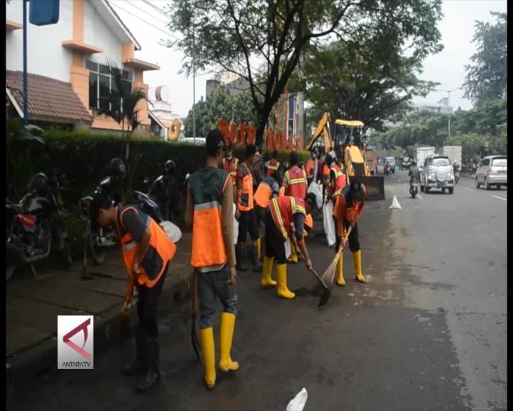 Pemkot Bandung Gagas Teknologi Tol Air Atasi Banjir