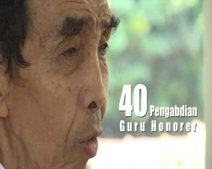 40 Tahun Mengajar Seni Budaya Sunda