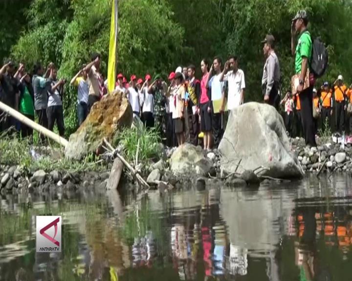 Aksi Peduli Sungai Warnai Upacara Sumpah Pemuda