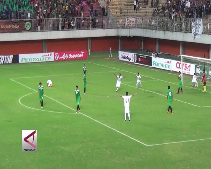 Ponpes Nur Iman Juari Liga Santri Nusantara 2016