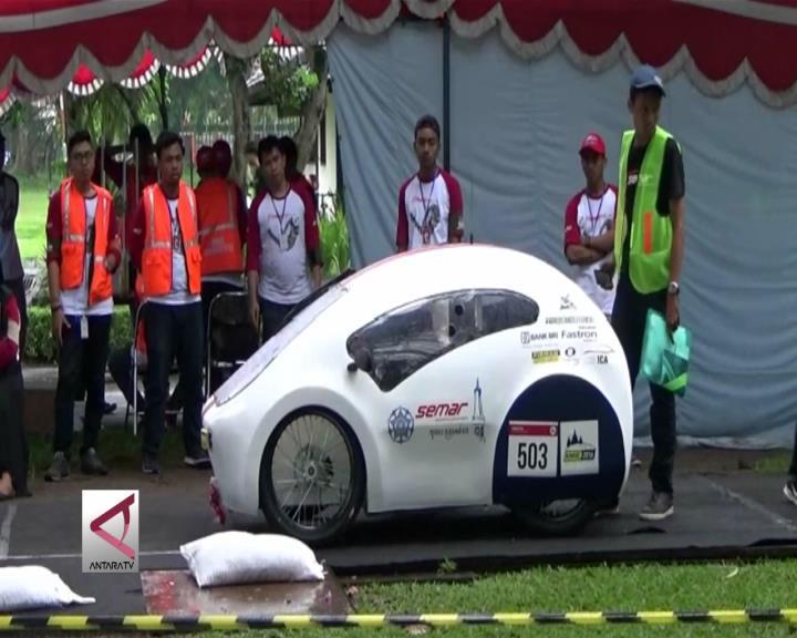 Beradu Inovasi untuk Mobil Hemat Energi