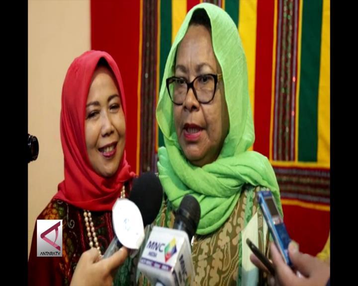 Yohana Apresiasi Kerajinan Perempuan Aceh