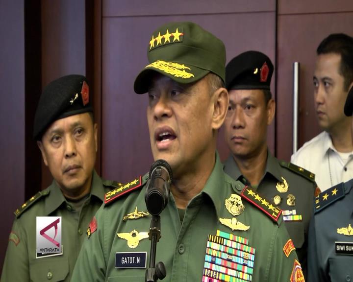 Panglima TNI Beri Motivasi Pada Petugas Pajak