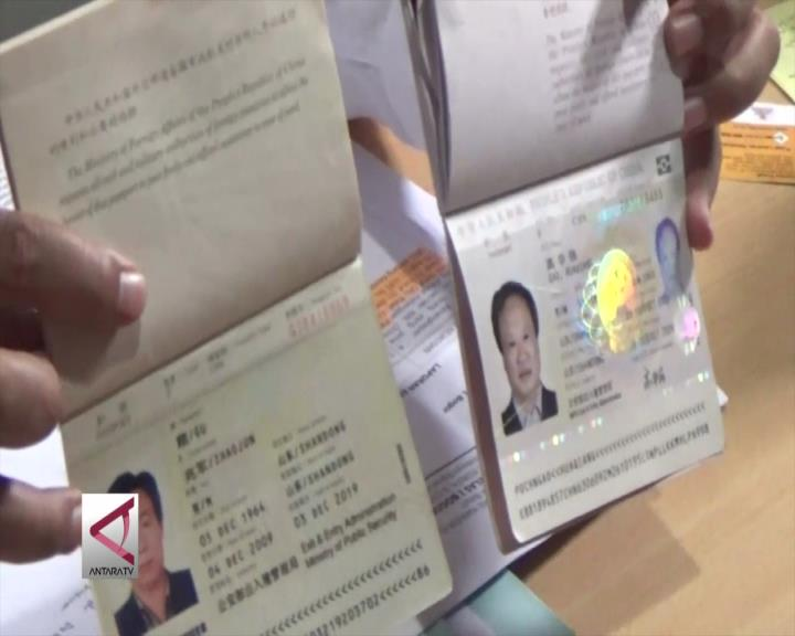 Imigrasi Bogor Tangkap 4 Warga Tiongkok di Kebun Cabai