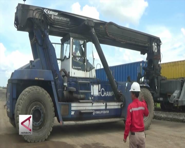 PT KAI Mulai Operasikan Angkutan Batu Bara di Sumsel