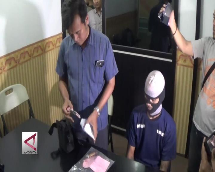 Polisi Tangkap Pemungli Bongkar Muat di Bogor