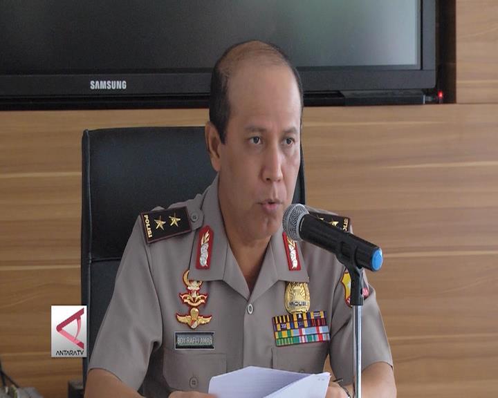 Kepolisian Kutuk Aksi Teror Bom Samarinda