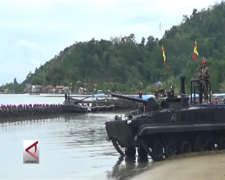 Marinir akan Tambah Alutsista Pada 2017