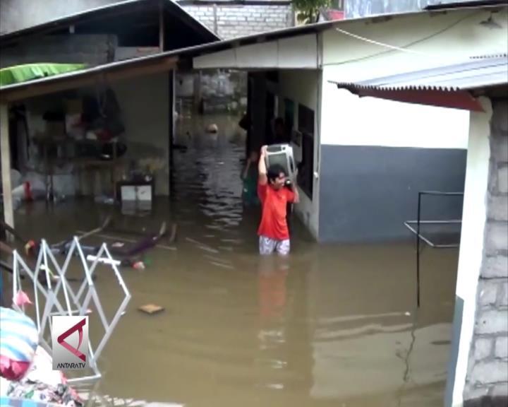 Sejumlah Kabupaten di Bali Dilanda Banjir