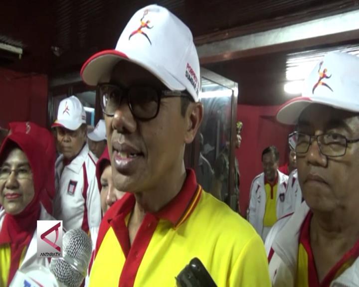 Gubernur Sumbar Dorong Semangat Olahraga