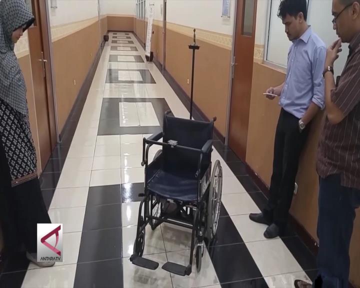 Kursi Roda Pintar yang Dikendalikan Suara
