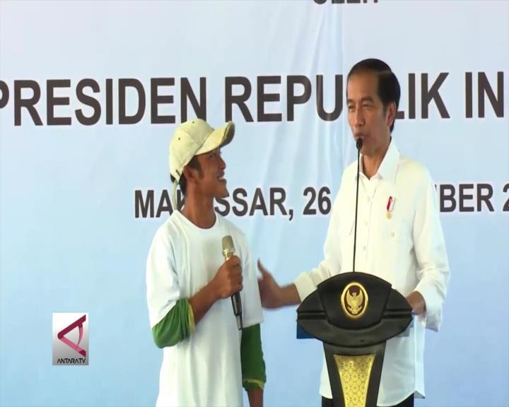 Presiden Dorong Program Asuransi Nelayan