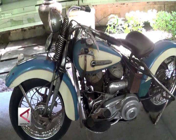 Lestarikan Motor Antik Untuk Cagar Budaya