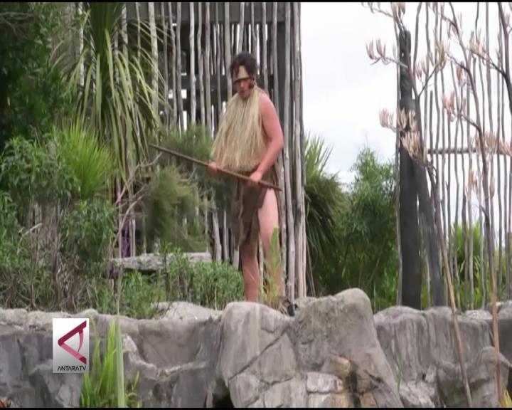 Desa Wisata A La Suku Maori