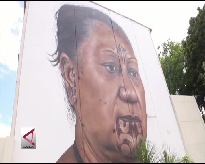 Mengenal Seni Visual Auckland