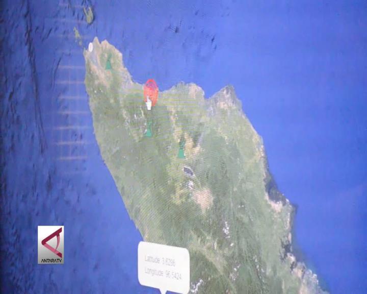 Kabupaten Pidie Masuk Zona Merah Rawan Gempa