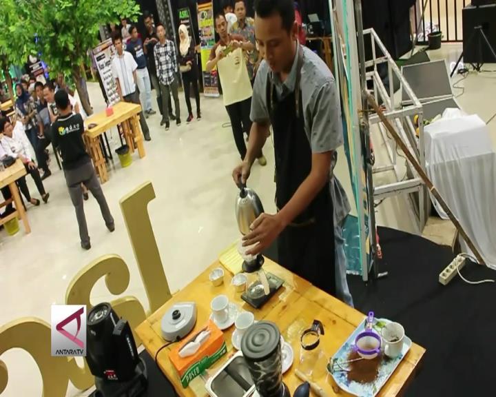 Mengangkat Citra Kopi Lampung Dalam Festival