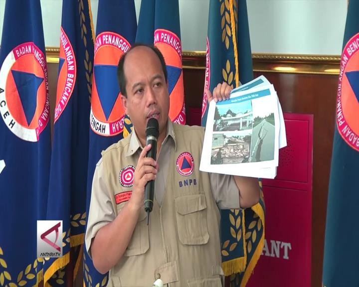 Ribuan Personel Gabungan Evakuasi Korban Gempa Aceh