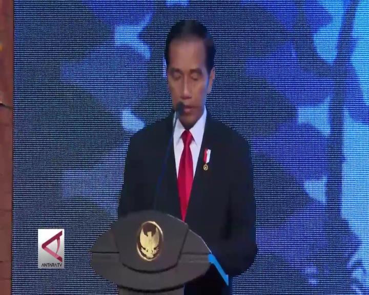 Presiden Pimpin Doa Bersama