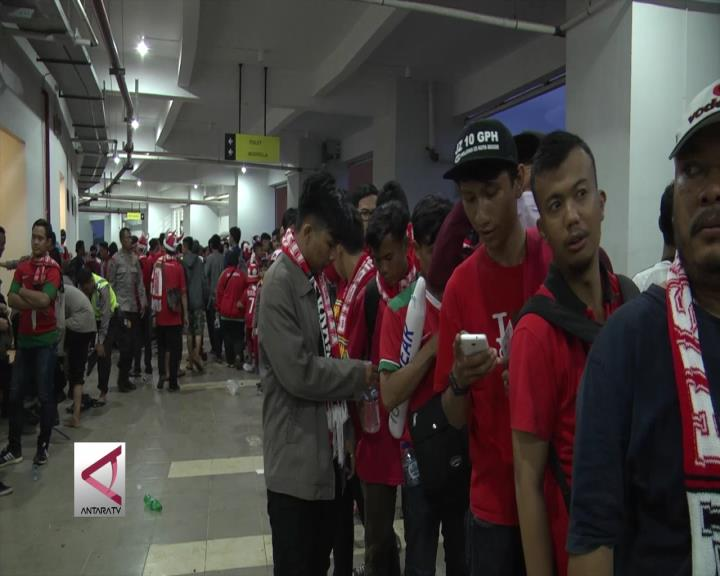 Dukungan Suporter Bagi Timnas Indonesia
