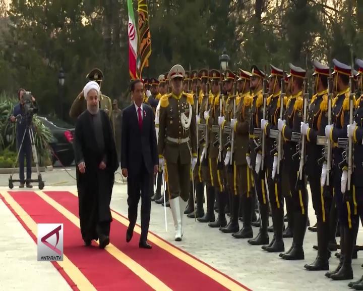 Indonesia-Iran Perkuat Kerja Sama