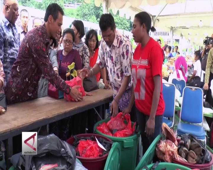 TPID Papua Gelar Pasar Murah