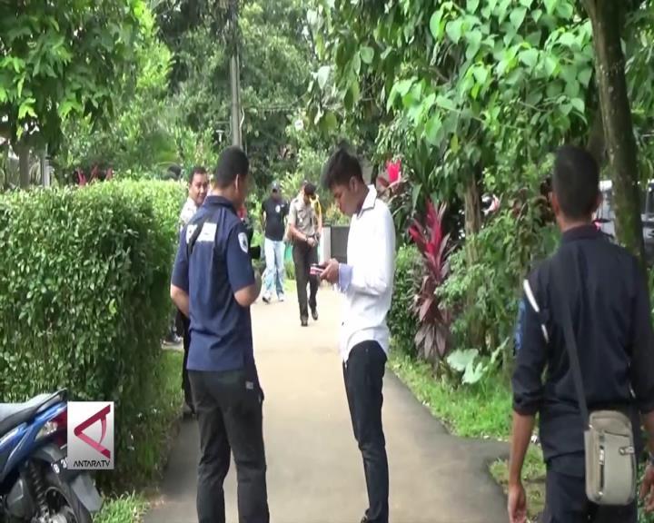 Bom Tangerang Selatan Low Explosive