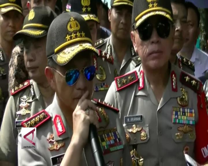 Terduga Teroris Diduga Direkrut di LP Cipinang