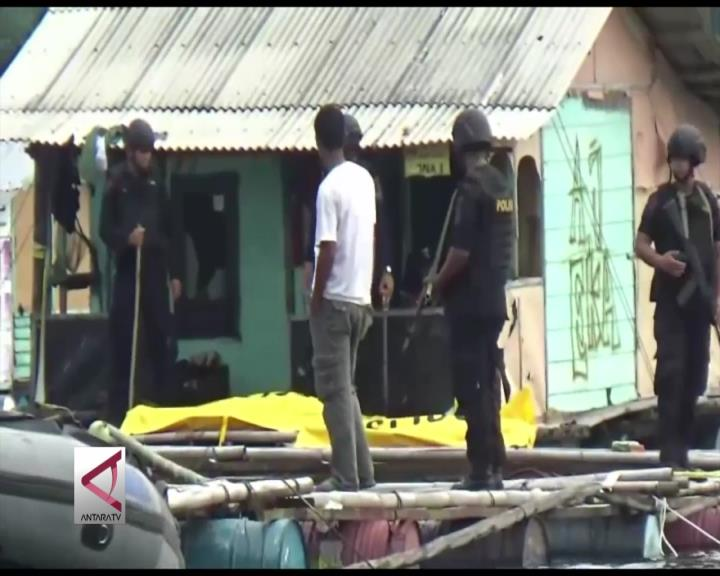 Densus 88 Tembak 2 Terduga Teroris di Waduk Jatiluhur