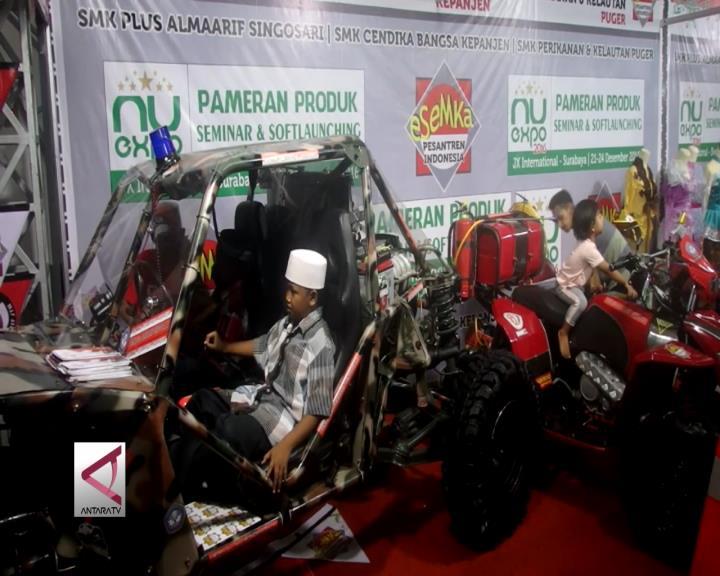 SMK Pesantren Kembangkan Otomotif Off-Road