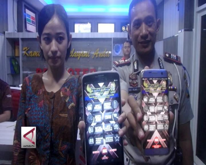 """Polres Tanjung Perak Terapkan """"Smartcops"""""""