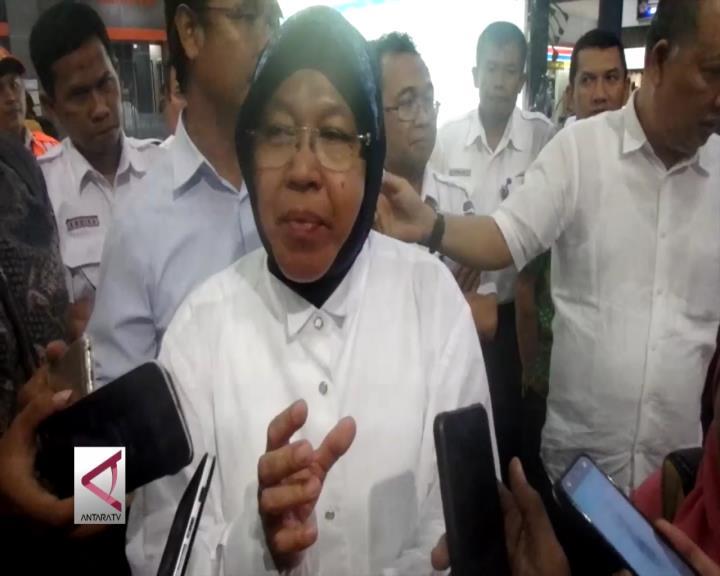 2017, Surabaya Mulai Bangun Jalur Trem