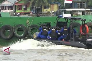 Ditpolair Polda Jambi Bebaskan Kapal dari 'Perompakan'