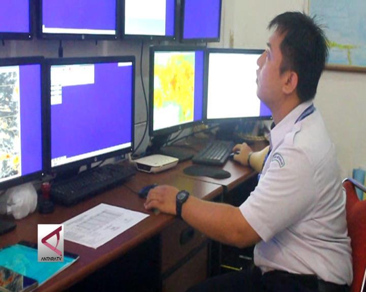 BMKG Ternate Imbau Masyarakat Waspada Cuaca Ekstrem