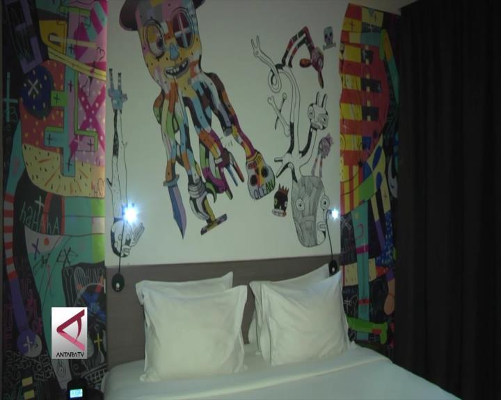 Hotel Bernuansa Galeri Seni