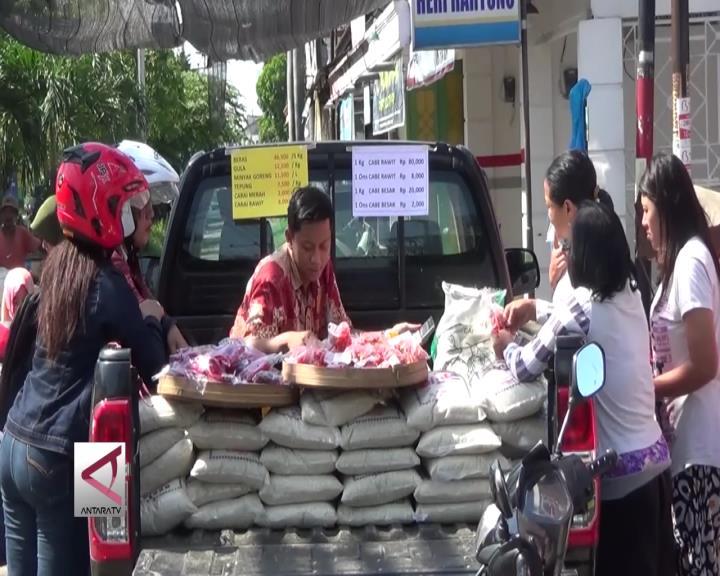 Bulog Kediri Jatim Operasi Stabilisasi Pasar