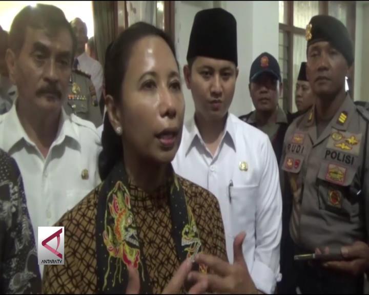 Menteri BUMN Diskusikan Potensi Pesisir Selatan Jatim