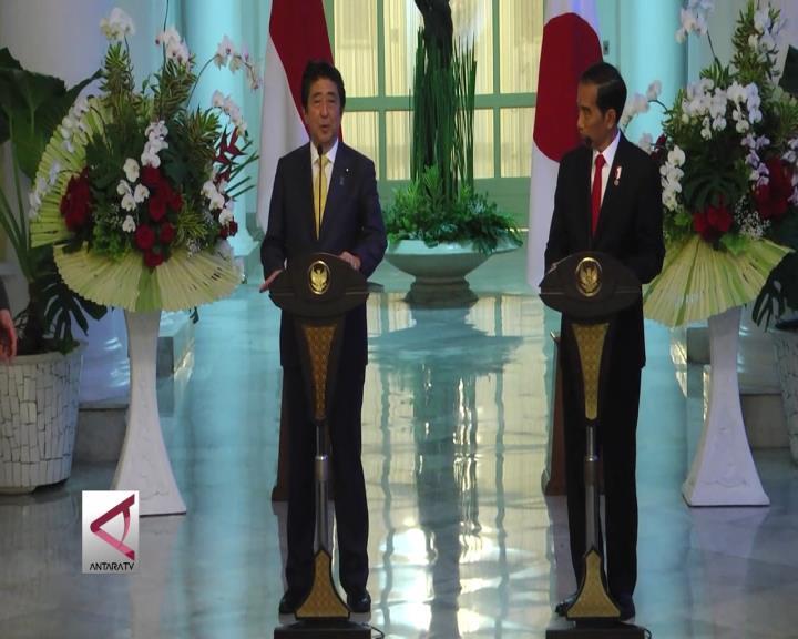 Indonesia-Jepang Sepakat Tingkatkan Kerja Sama