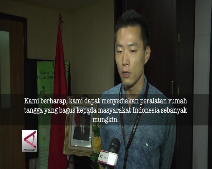 Perusahaan Elektronik Jepang Sasar Kaum Muda Indonesia