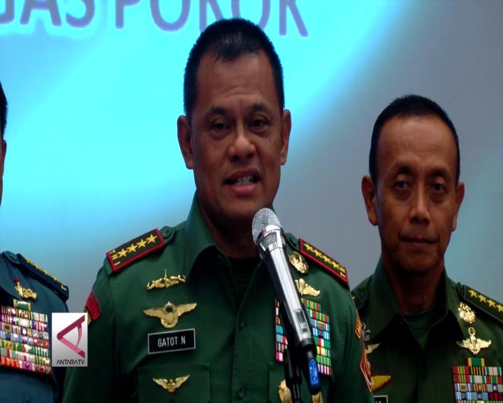 Panglima TNI Minta Hargai Keberagaman Agama