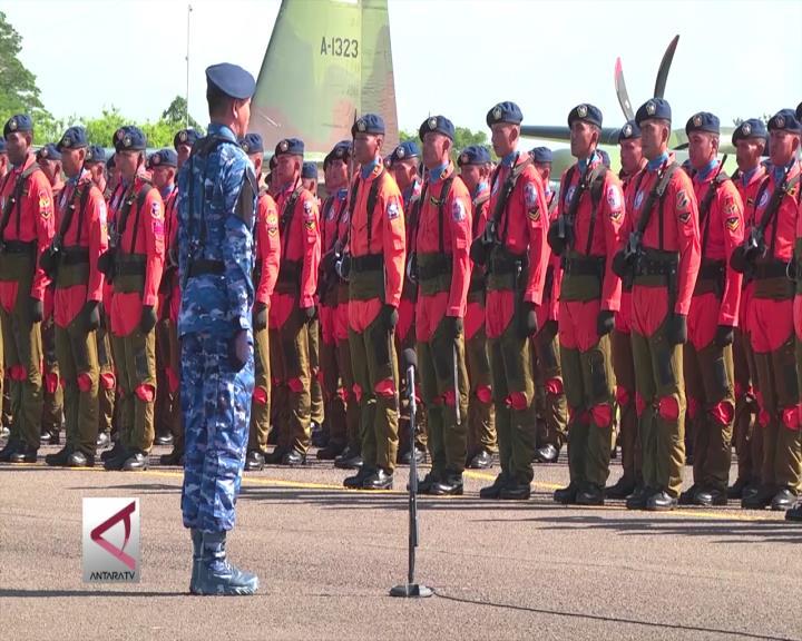 Angkatan Udara Berbenah Pengamanan dan Alutsista