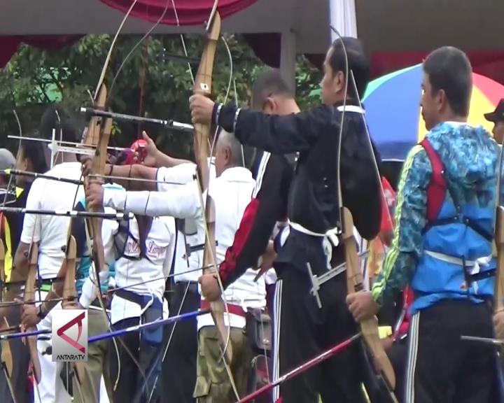 Presiden Ikuti Kejuaraan Bogor Terbuka