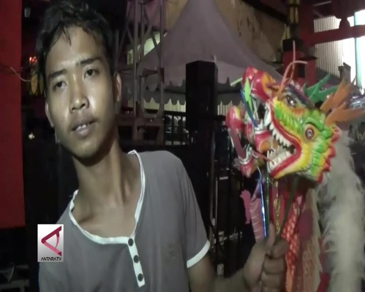 Acara Ramai, Penjual Mainan Raup Untung