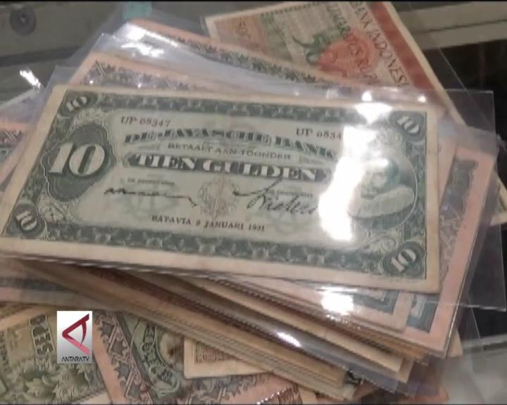 Mengenal Sejarah dari Koleksi Uang Kuno