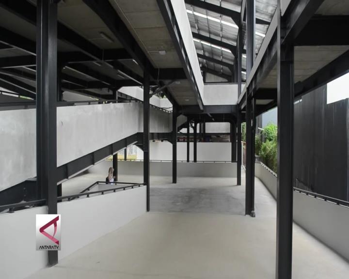 Revitalisasi Pasar Sarijadi Berkonsep Museum