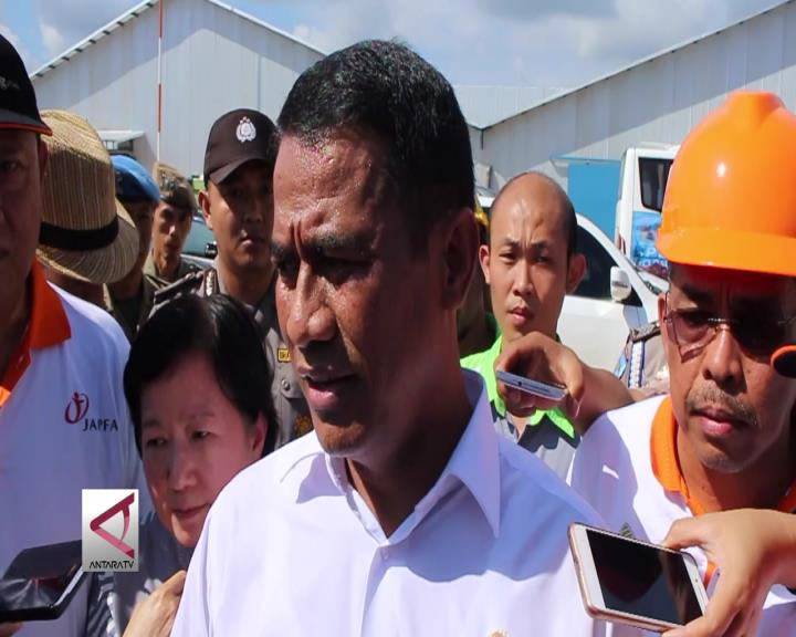 Importir Jagung Didesak Bangun Corn Dryer